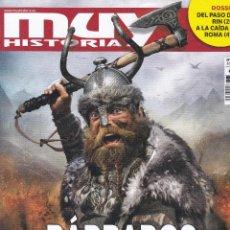 Coleccionismo de Revista Muy Interesante: REVISTAS MUY HISTORIA: BARBAROS AZOTE Y DESTRUCCION DEL IMPERIO ROMANO Nº 84. Lote 238754605