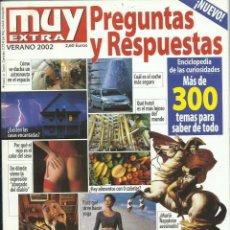 Collectionnisme de Magazine Muy Interesante: REVISTA MUY INTERESANTE EXTRA VERANO 2002. Lote 238876085