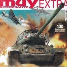 Coleccionismo de Revista Muy Interesante: REVISTA MUY INTERESANTE EXTRA: ARMAS DE LA SEGUNDA GUERRA MUNDIAL, Nº 34. Lote 239672960