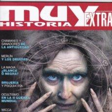 Coleccionismo de Revista Muy Interesante: REVISTA MUY INTERESANTE EXTRA: BRUJAS Y MAGOS, AGENTES DE LO SOBRENATURAL, Nº 9. Lote 239675950
