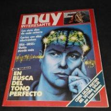 Collectionnisme de Magazine Muy Interesante: REVISTA MUY INTERESANTE Nº 031 - 31 DICIEMBRE 1983. Lote 239980260