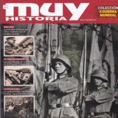 Coleccionismo de Revista Muy Interesante: REVISTA MUY HISTORIA: COLECCION II GUERRA MUNDIAL.CRIMENES DE GUERRA NAZIS, Nº7. Lote 240804680