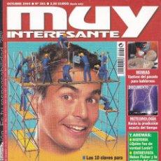 Coleccionismo de Revista Muy Interesante: REVISTA MUY INTERESANTE : COMO SER MAS INTELIGENTE Nº 281 EDITADA EN 2004. Lote 240871710