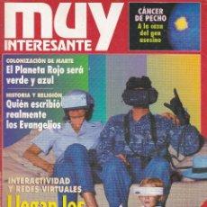 Coleccionismo de Revista Muy Interesante: REVISTA MUY INTERESANTE: LLEGAN LOS CIBERNAUTAS Nº 155 EDITADA EN 1994. Lote 242477490