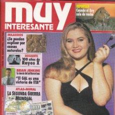 Coleccionismo de Revista Muy Interesante: REVISTA MUY INTERESANTE: ¿PROGRAMADOS PARA SER GORDOS? Nº 168 EDITADA EN 1995. Lote 242831350