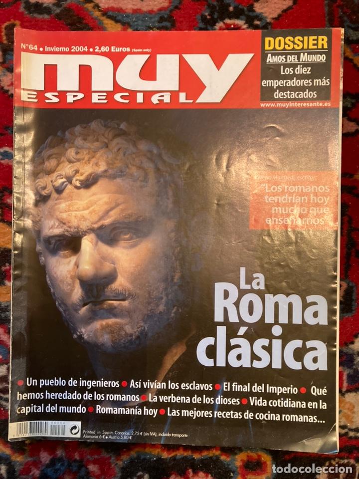 REVISTA MUY ESPECIAL NÚMERO 64 (Coleccionismo - Revistas y Periódicos Modernos (a partir de 1.940) - Revista Muy Interesante)