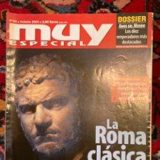 Coleccionismo de Revista Muy Interesante: REVISTA MUY ESPECIAL NÚMERO 64. Lote 243331155