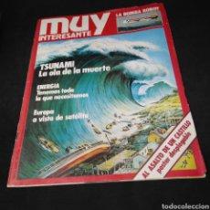 Coleccionismo de Revista Muy Interesante: REVISTA MUY INTERESANTE Nº 001 - 1 (REEDICIÓN FACSÍMIL INCLUIDA EN NÚMERO 100). Lote 243883325