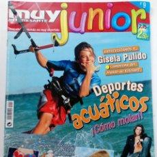 Coleccionismo de Revista Muy Interesante: MUY INTERESANTE JUNIOR Nº 9. Lote 244413175
