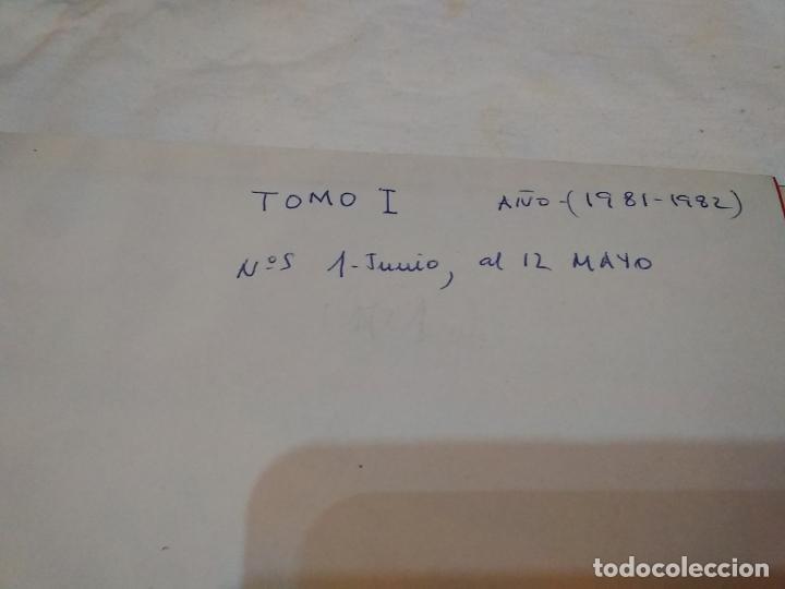 Coleccionismo de Revista Muy Interesante: LOTE 3 TOMOS CON 36 NÚMEROS (01 AL 36) REVISTA MUY INTERESANTE (AÑOS 80) - Foto 4 - 245465440
