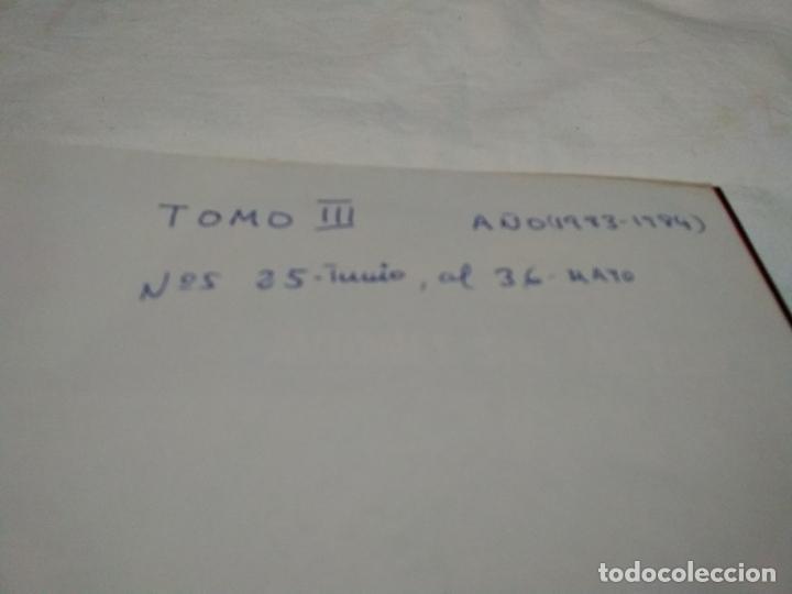 Coleccionismo de Revista Muy Interesante: LOTE 3 TOMOS CON 36 NÚMEROS (01 AL 36) REVISTA MUY INTERESANTE (AÑOS 80) - Foto 17 - 245465440