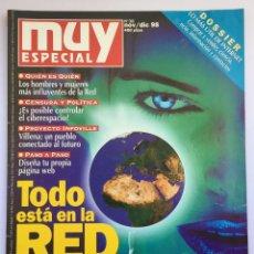 Collectionnisme de Magazine Muy Interesante: MUY INTERESANTE ESPECIAL NÚMERO 38. Lote 251618305