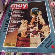 """Coleccionismo de Revista Muy Interesante: MUY INTERESANTE"""" 1991,92.. Lote 251956555"""