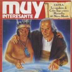 Collectionnisme de Magazine Muy Interesante: REVISTA MUY INTERESANTE. Nº 77 OCTUBRE DE 1492. PP. 58. Lote 252178105
