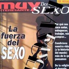 Coleccionismo de Revista Muy Interesante: ANTIGUA REVISTA MUY INTERESANTE Nº 292 - DOSIER SEXO. Lote 252350445