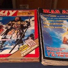 Coleccionismo de Revista Muy Interesante: REVISTAS MUY INTERESANTE 6 Y 4 REVISTAS DE MAS ALLA. Lote 254097380