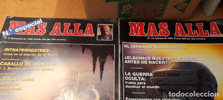 Coleccionismo de Revista Muy Interesante: REVISTAS MUY INTERESANTE 6 Y 4 REVISTAS DE MAS ALLA - Foto 3 - 254097380