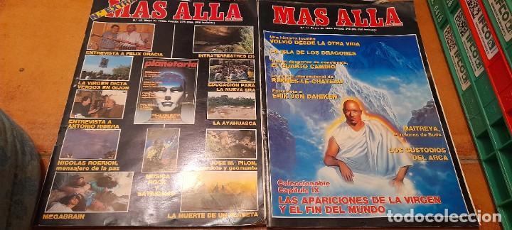 Coleccionismo de Revista Muy Interesante: REVISTAS MUY INTERESANTE 6 Y 4 REVISTAS DE MAS ALLA - Foto 4 - 254097380