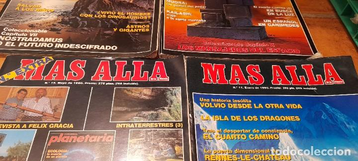Coleccionismo de Revista Muy Interesante: REVISTAS MUY INTERESANTE 6 Y 4 REVISTAS DE MAS ALLA - Foto 5 - 254097380