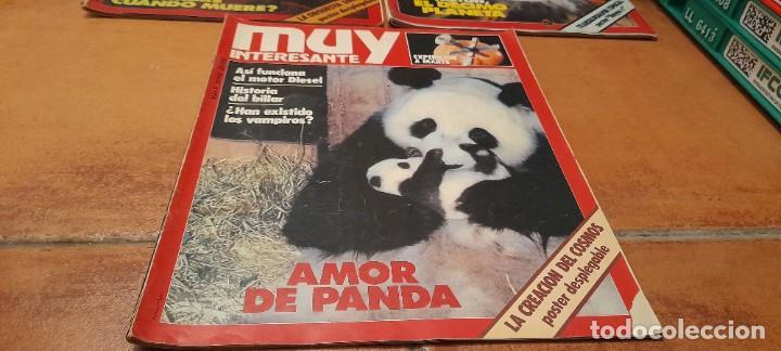Coleccionismo de Revista Muy Interesante: REVISTAS MUY INTERESANTE 6 Y 4 REVISTAS DE MAS ALLA - Foto 7 - 254097380