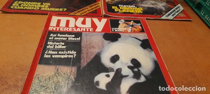 Coleccionismo de Revista Muy Interesante: REVISTAS MUY INTERESANTE 6 Y 4 REVISTAS DE MAS ALLA - Foto 8 - 254097380
