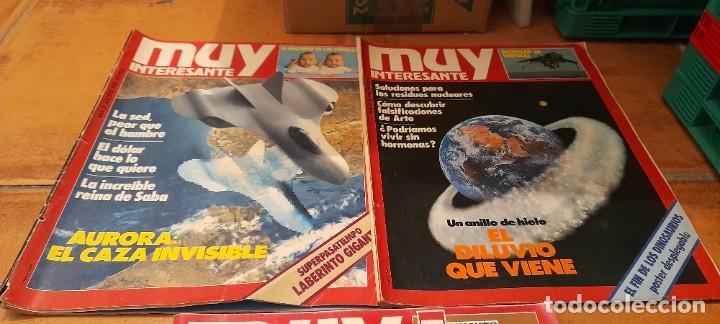 Coleccionismo de Revista Muy Interesante: REVISTAS MUY INTERESANTE 6 Y 4 REVISTAS DE MAS ALLA - Foto 10 - 254097380