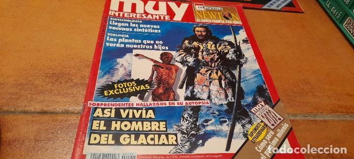 Coleccionismo de Revista Muy Interesante: REVISTAS MUY INTERESANTE 6 Y 4 REVISTAS DE MAS ALLA - Foto 11 - 254097380