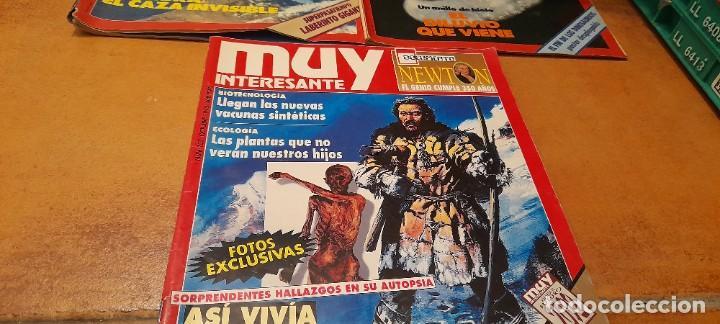Coleccionismo de Revista Muy Interesante: REVISTAS MUY INTERESANTE 6 Y 4 REVISTAS DE MAS ALLA - Foto 12 - 254097380