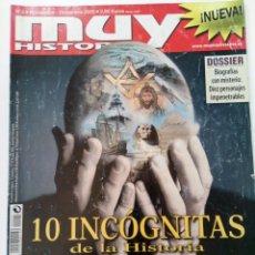 Coleccionismo de Revista Muy Interesante: MUY HISTORIA Nº 2 - NOVIEMBRE-DICIEMBRE 2005. Lote 257871510