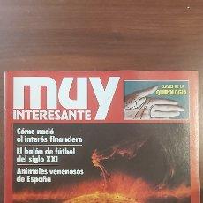 Coleccionismo de Revista Muy Interesante: REVISTA MUY INTERESANTE - Nº 13 - JUNIO 1982 - EN EL CORAZÓN DEL SOL. Lote 259227010