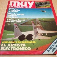 Coleccionismo de Revista Muy Interesante: MUY INTERESANTE N ° 64 SEPTIEMBRE 1986. Lote 260608815
