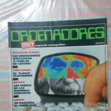 Colecionismo da Revista Muy Interesante: MUY INTERESANTE ORDENADORES ESPECIAL MONOGRÁFICO 1 1983. Lote 260786820
