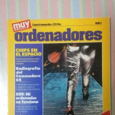 Coleccionismo de Revista Muy Interesante: MUY INTERESANTE ORDENADORES ESPECIAL MONOGRÁFICO 2. Lote 260849125