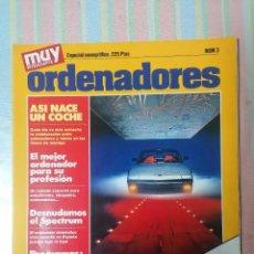 Coleccionismo de Revista Muy Interesante: MUY INTERESANTE ORDENADORES ESPECIAL MONOGRÁFICO 3. Lote 260849170