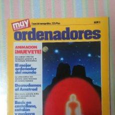 Coleccionismo de Revista Muy Interesante: MUY INTERESANTE ORDENADORES ESPECIAL MONOGRÁFICO 4. Lote 260849345
