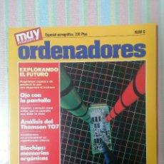 Coleccionismo de Revista Muy Interesante: MUY INTERESANTE ORDENADORES ESPECIAL MONOGRÁFICO 6. Lote 260850140