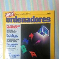 Coleccionismo de Revista Muy Interesante: MUY INTERESANTE ORDENADORES ESPECIAL MONOGRÁFICO 7. Lote 260850270