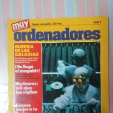 Coleccionismo de Revista Muy Interesante: MUY INTERESANTE ORDENADORES ESPECIAL MONOGRÁFICO 8. Lote 260850440