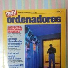 Collectionnisme de Magazine Muy Interesante: MUY INTERESANTE ORDENADORES ESPECIAL MONOGRÁFICO 9. Lote 260850805