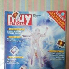 Coleccionismo de Revista Muy Interesante: MUY INTERESANTE ORDENADORES ESPECIAL 28 INVIERNO 1997. Lote 260852445