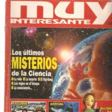 Coleccionismo de Revista Muy Interesante: MUY INTERESANTE. Nº 197. CIBERCHICAS. OCTUBRE, 1997. (ST/B16). Lote 262391535