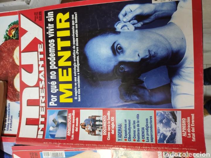 Coleccionismo de Revista Muy Interesante: Lote de 19 revistas muy interesante - Foto 2 - 263144070