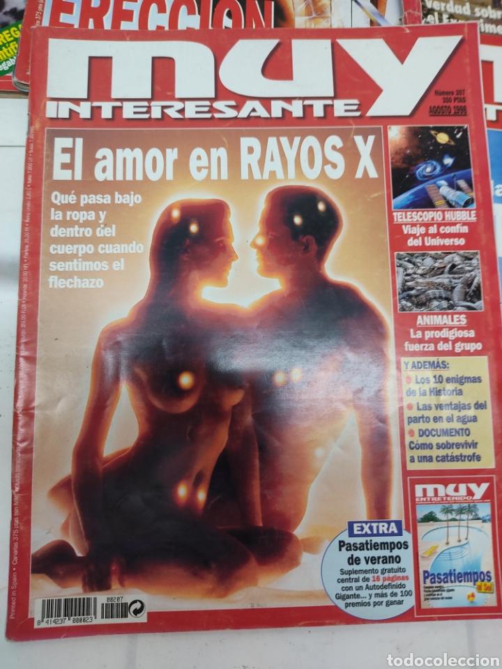 Coleccionismo de Revista Muy Interesante: Lote de 19 revistas muy interesante - Foto 11 - 263144070