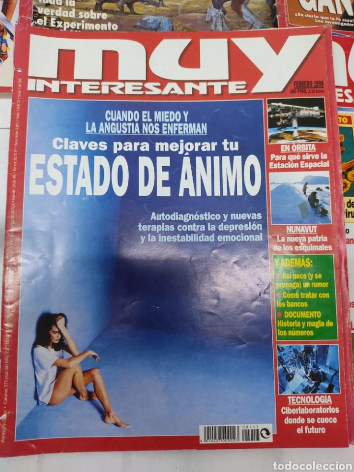 Coleccionismo de Revista Muy Interesante: Lote de 19 revistas muy interesante - Foto 12 - 263144070