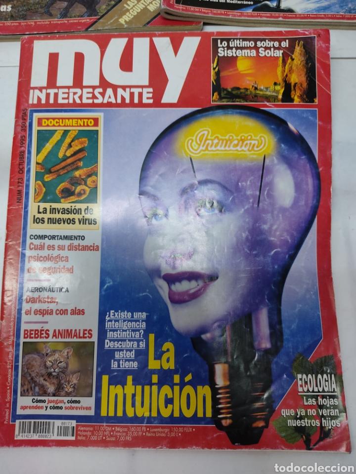 Coleccionismo de Revista Muy Interesante: Lote de 19 revistas muy interesante - Foto 13 - 263144070