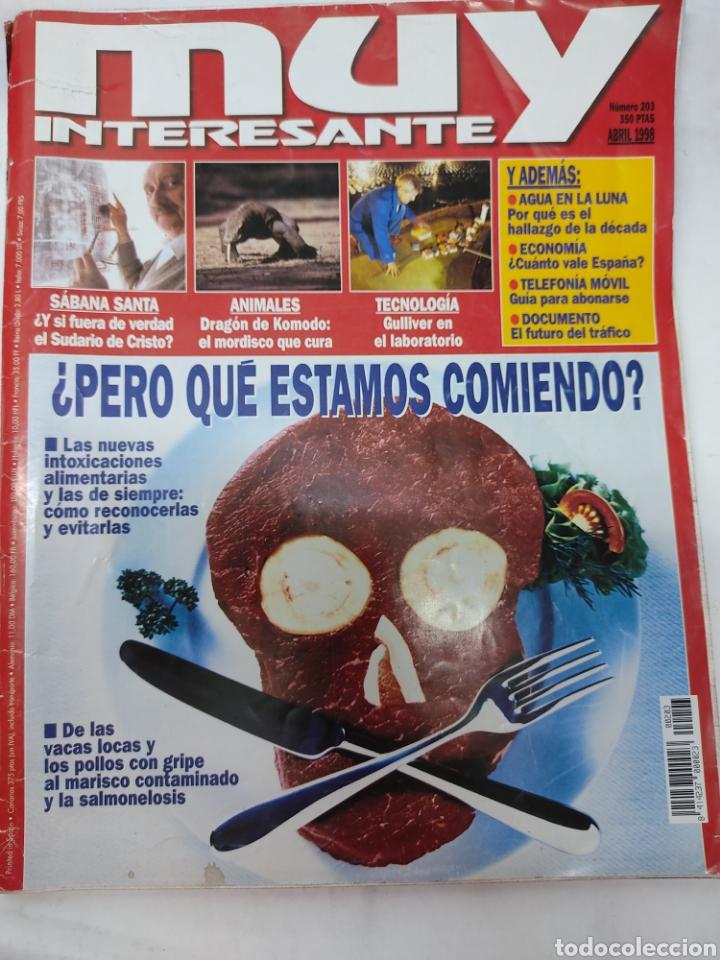 Coleccionismo de Revista Muy Interesante: Lote de 19 revistas muy interesante - Foto 14 - 263144070
