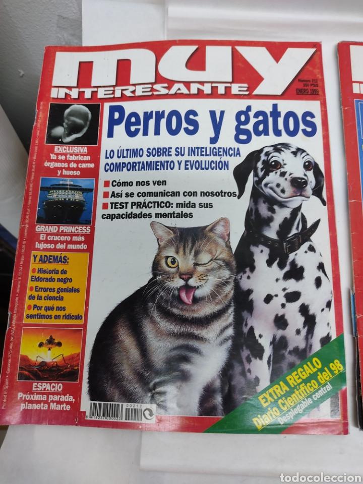 Coleccionismo de Revista Muy Interesante: Lote de 19 revistas muy interesante - Foto 15 - 263144070
