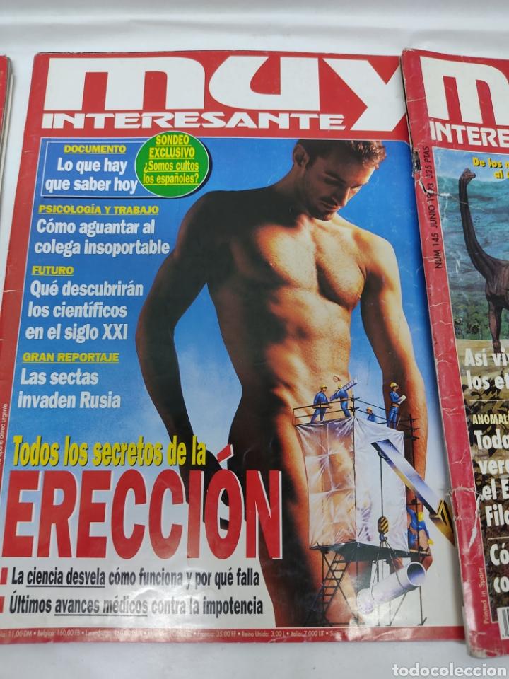 Coleccionismo de Revista Muy Interesante: Lote de 19 revistas muy interesante - Foto 16 - 263144070