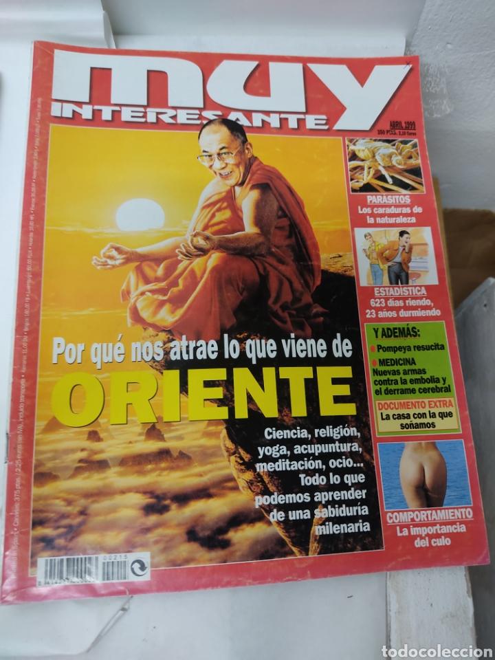 Coleccionismo de Revista Muy Interesante: Lote de 19 revistas muy interesante - Foto 19 - 263144070