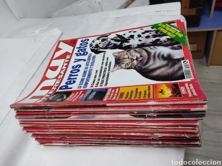 Coleccionismo de Revista Muy Interesante: Lote de 19 revistas muy interesante - Foto 20 - 263144070